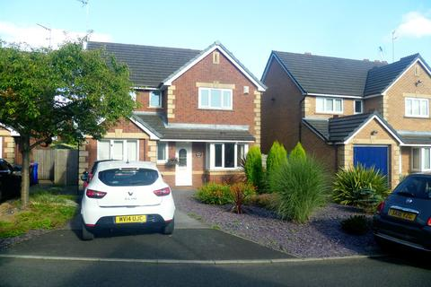 4 bedroom detached house to rent - 8 Keystone Close Salford Manchester
