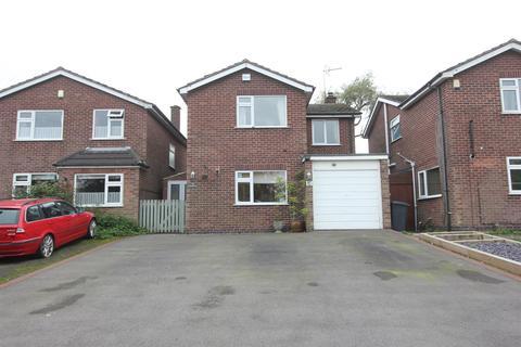 3 bedroom detached house for sale - Dean Road West, Hinckley