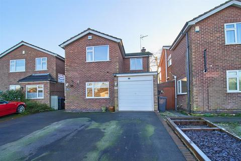 3 bedroom detached house for sale - Dean Road West, Hinckley