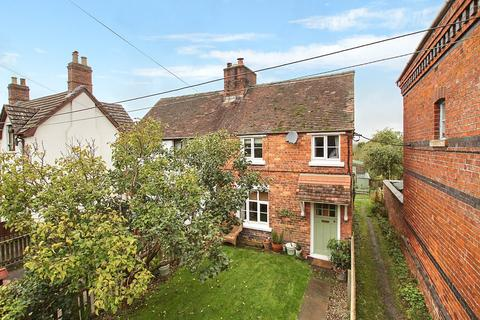 2 bedroom semi-detached house for sale - Railway Terrace, Builth Road, Builth Wells, LD2