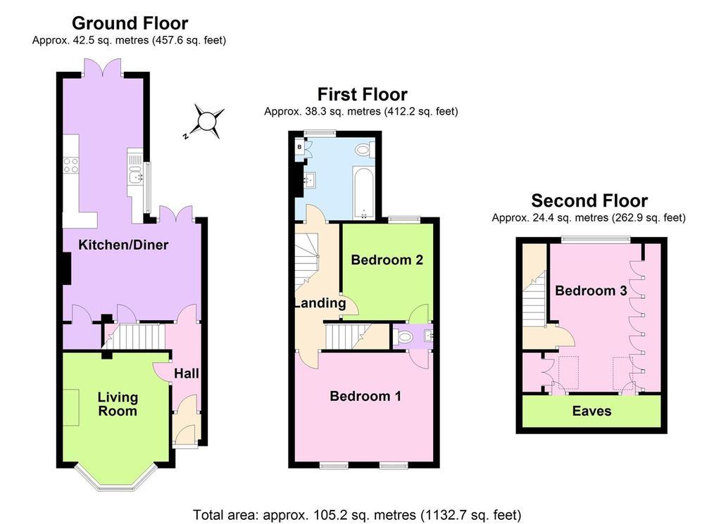 Floorplan: 43 Park End.jpg