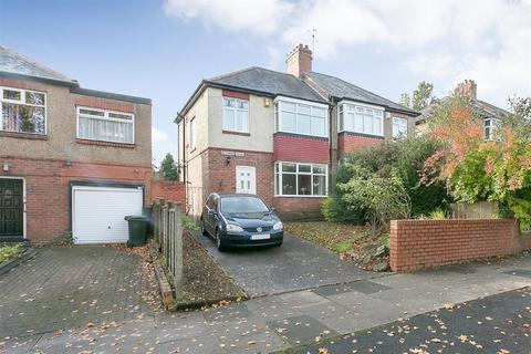 2 bedroom semi-detached house to rent - Hollywood Avenue, Gosforth, Newcastle Upon Tyne