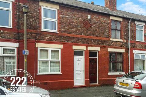 2 bedroom terraced house to rent - Cross Street, Warrington, WA2