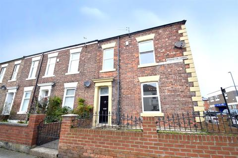 2 bedroom end of terrace house for sale - Widdrington Terrace , West Percy Street, North Shields