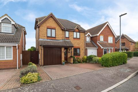 3 bedroom detached house for sale - Thomas Way, Royston, SG8