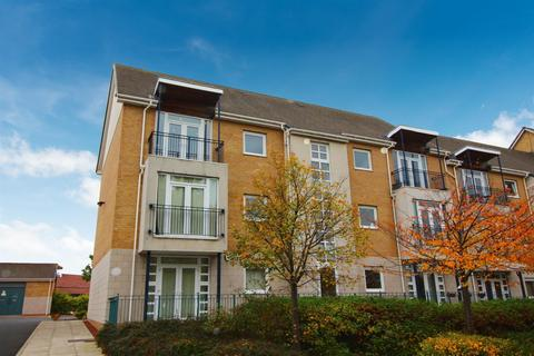 2 bedroom apartment to rent - Brandling Court, Royal Quays, North Shields