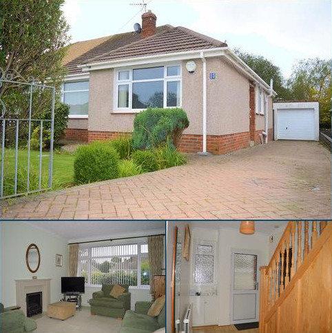 2 bedroom semi-detached bungalow for sale - Moorland Avenue, Newton, Swansea