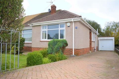 2 bedroom semi-detached bungalow for sale - Moorland Avenue, Newton, Swansea