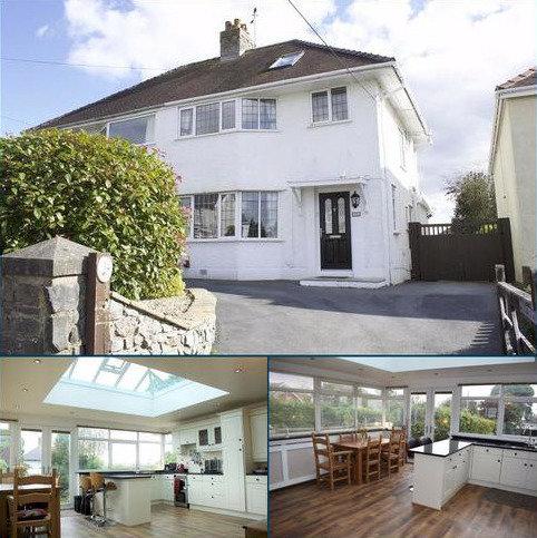 3 bedroom semi-detached house for sale - Pyle Road, Bishopston