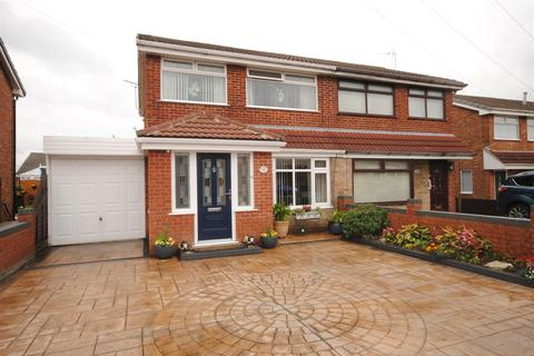 3 bedroom semi-detached house for sale - Colby Road, Hawkley Hall, Wigan
