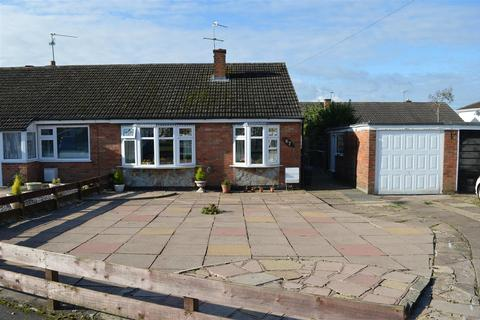 2 bedroom semi-detached bungalow for sale - St. Ives Road, Little Hill, Wigston