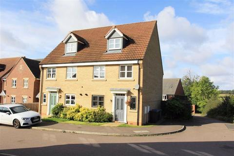 4 bedroom semi-detached house for sale - Walter Close, Great Glen, Leicester