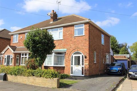 3 bedroom semi-detached house for sale - Northdene Road, West Knighton, Leicester