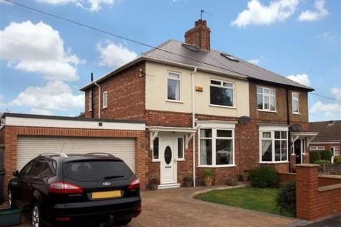3 bedroom semi-detached house for sale - Belgrave Terrace, Hurworth Place, Darlington