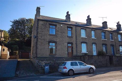 3 bedroom end of terrace house for sale - Manchester Road, Linthwaite, Huddersfield, HD7