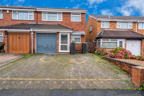 3 bedroom semi-detached house for sale - Leamington Close, Cannock