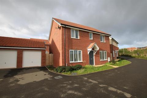 4 bedroom detached house for sale - Florence Way, Exeter
