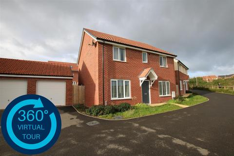 4 bedroom detached house - Florence Way, Exeter