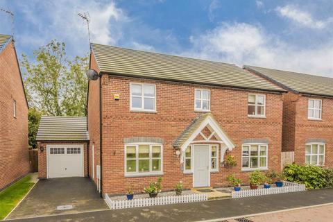 4 bedroom detached house for sale - Burton Way, Fleckney, Leicester