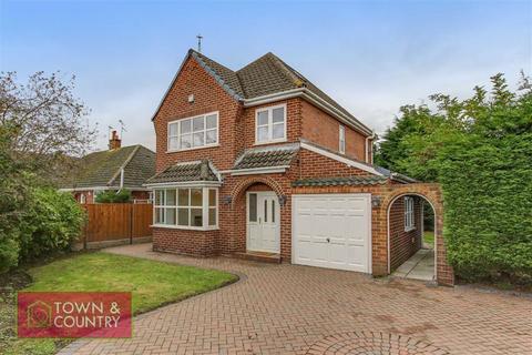 3 bedroom detached house for sale - Browns Place, Phoenix Street, Deeside, Flintshire