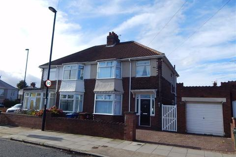 3 bedroom semi-detached house for sale - Logan Road, Walkerville, Newcastle Upon Tyne, NE6