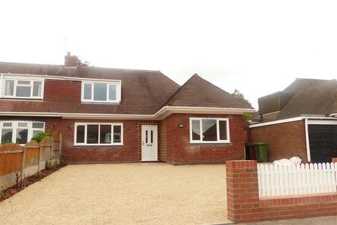3 bedroom semi-detached bungalow to rent - Broadmeadow, Aldridge, Walsall, WS9 9JB