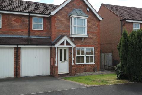 3 bedroom terraced house to rent - Hollingberry Lane, Walmley, B76 1SP
