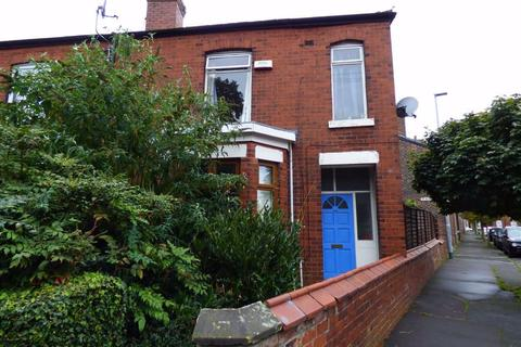 3 bedroom end of terrace house for sale - Yew Tree Road, Withington, Manchester, M20