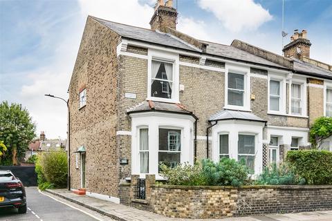 3 bedroom end of terrace house for sale - Montrose Villas, London, W6