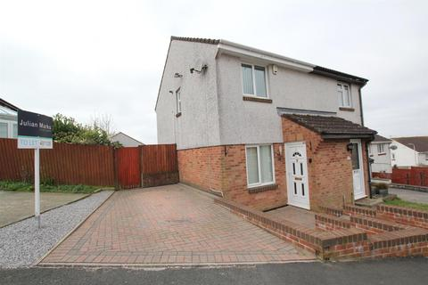 2 bedroom semi-detached house to rent - Kitter Drive, Staddiscombe, Plymouth