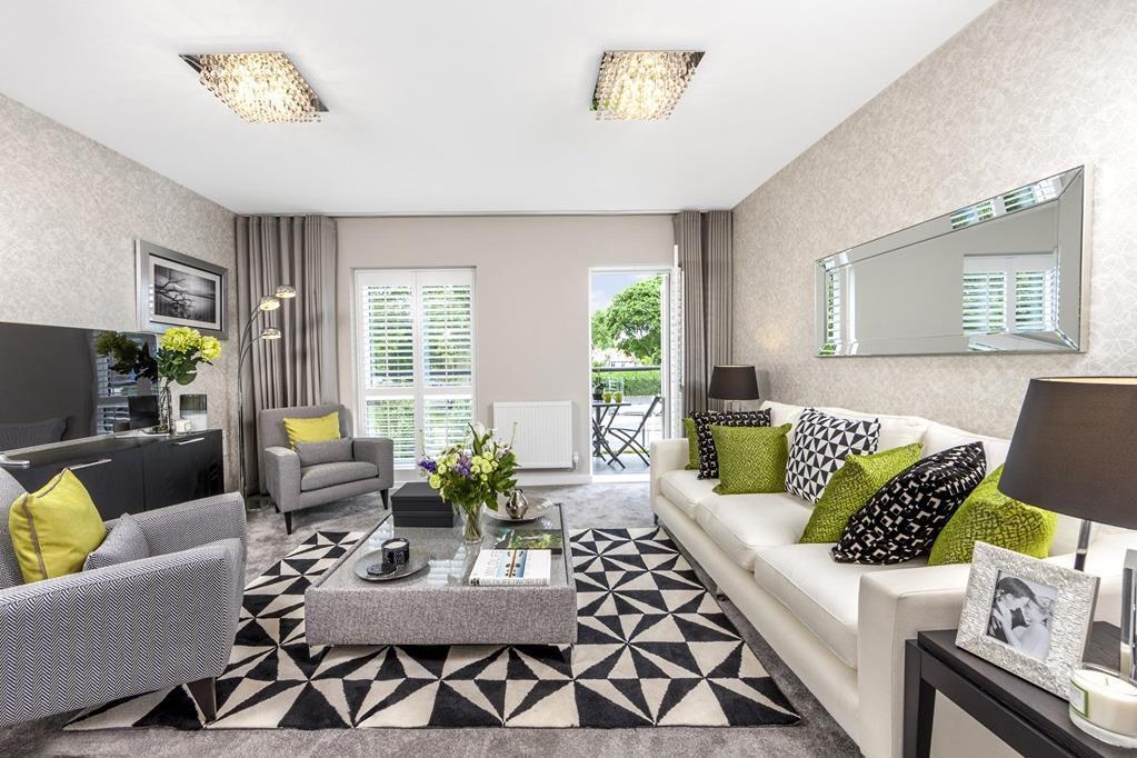 New homes in Hackbridge