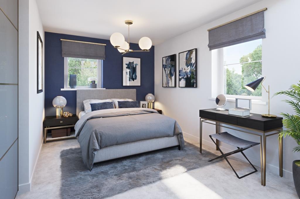 Loughton Bedroom