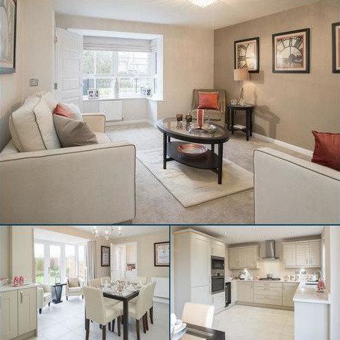 4 bedroom detached house for sale - Gilhespy Way, Westbury, WESTBURY