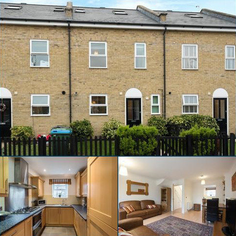 3 bedroom terraced house to rent - Banning Street London SE10