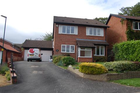 4 bedroom detached house to rent - Framefield Drive, Solihull B91