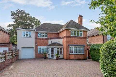 5 bedroom detached house for sale - Leicester Road, Glenfield, Leics, LE3 8HE