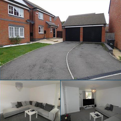 3 bedroom detached house to rent - Wessex Drive, Giltbrook, Nottingham NG16