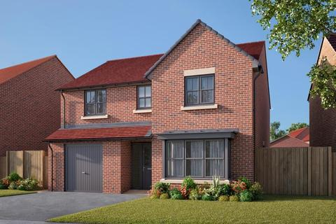 4 bedroom detached house for sale - PLOT 55, THE HAXBY, CRICKETERS VIEW, KILLINGHALL, HG3 2DJ