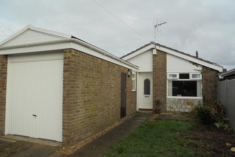2 bedroom detached bungalow to rent - Clos-y-Deri, Nottage, Porthcawl CF36
