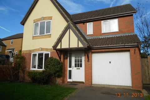 4 bedroom detached house to rent - Hilltop Drive, Oakham LE15