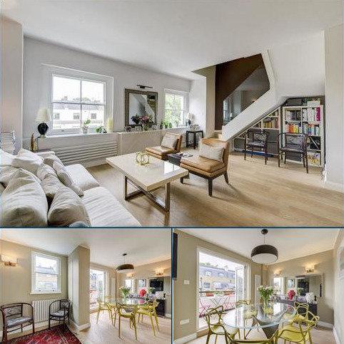 3 bedroom flat to rent - Queens Gardens, Bayswater, London, W2