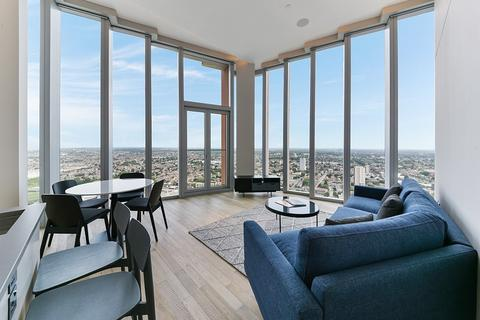 1 bedroom flat to rent - Manhattan Loft Apartments, International Way, Stratford, London, E20