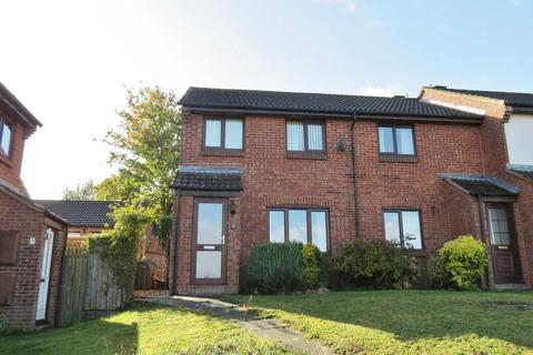 3 bedroom end of terrace house for sale - Rogers Meadow, Marlborough