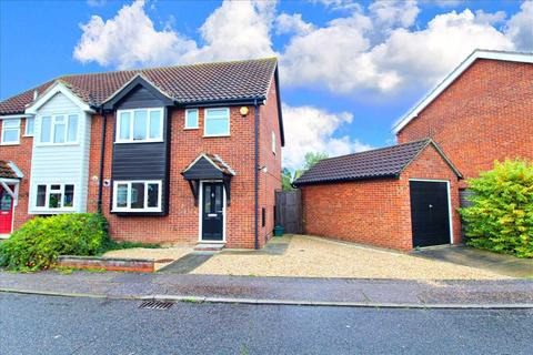 3 bedroom semi-detached house for sale - Cornflower Close, Stanway, Colchester