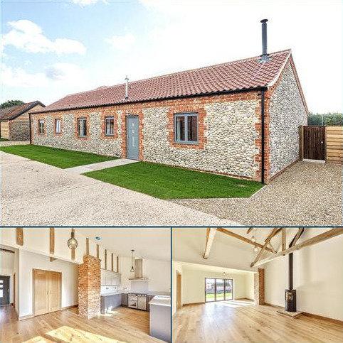 3 bedroom house for sale - Hall Farm Barns, Station Road, Thorpe Market, Norfolk