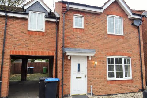 4 bedroom link detached house to rent - Erringtons Close, Oadby, Leicester LE2