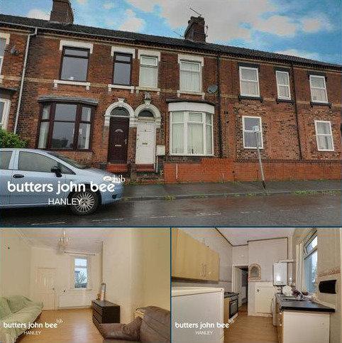 2 bedroom flat for sale - St John Street, Hanley, ST1 2HT