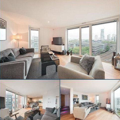 2 bedroom flat for sale - Salamanca Place, London, SE1
