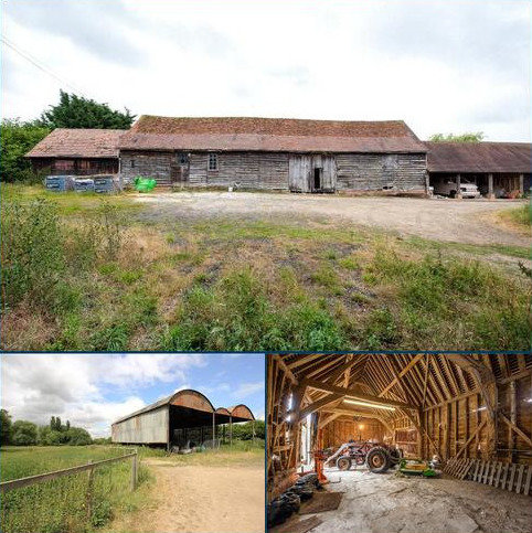 3 bedroom property with land for sale - Stoke Talmage, Thame, OX9