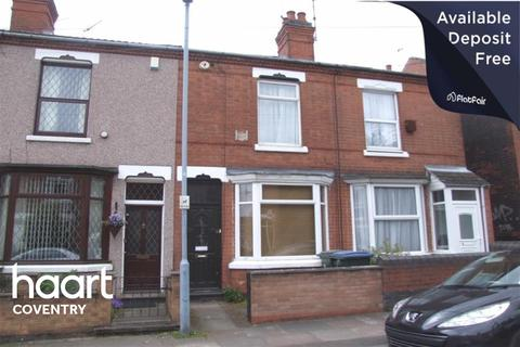 2 bedroom terraced house to rent - Bristol Road, Earlsdon